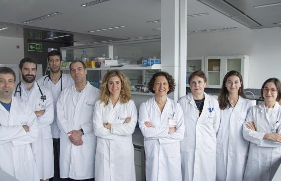 Immunumodulation and Medical Oncology teams.